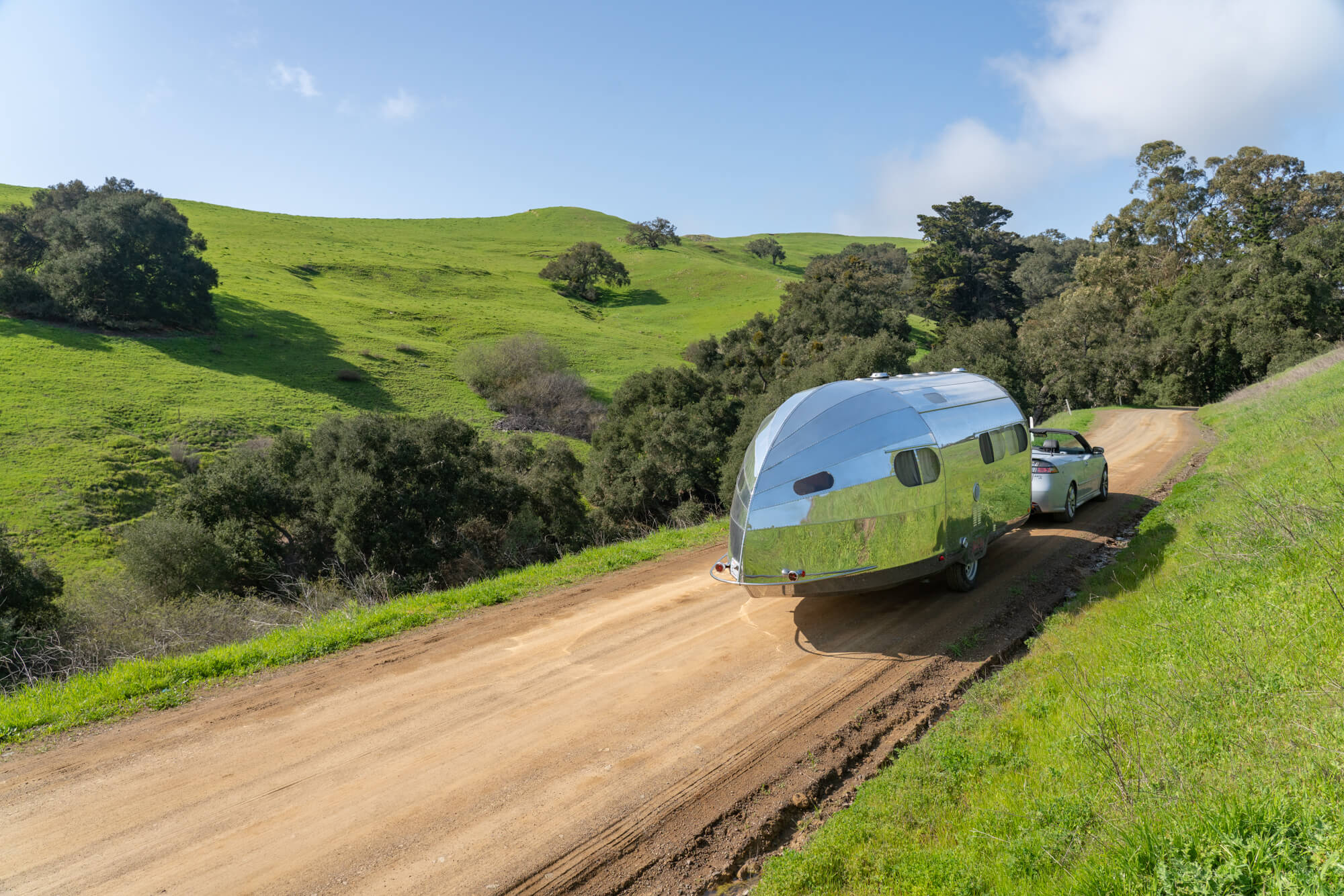We found the Bowlus Road Chief through an article in the Wall Street Journal.