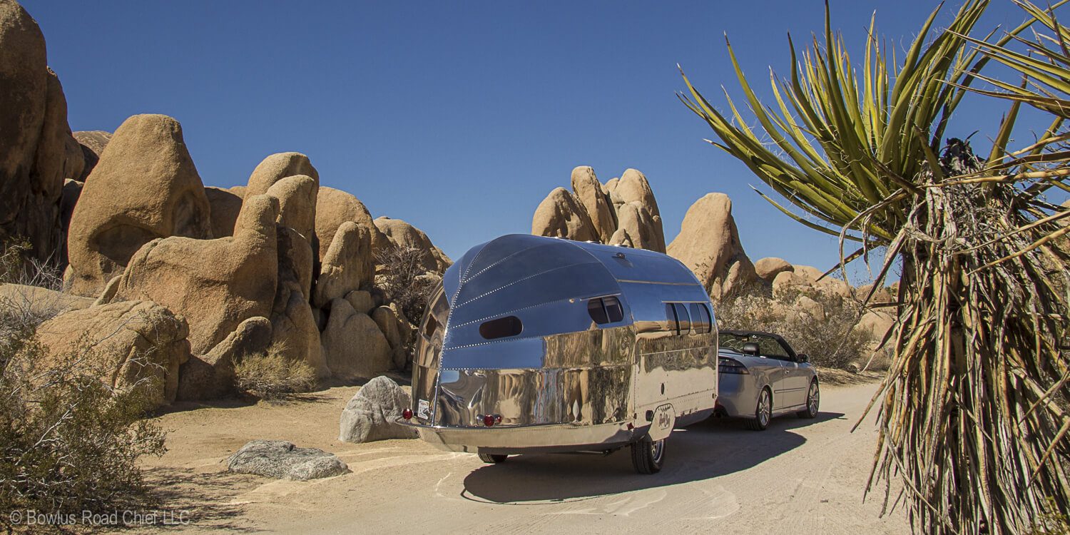 Love our Bowlus Road Chief!