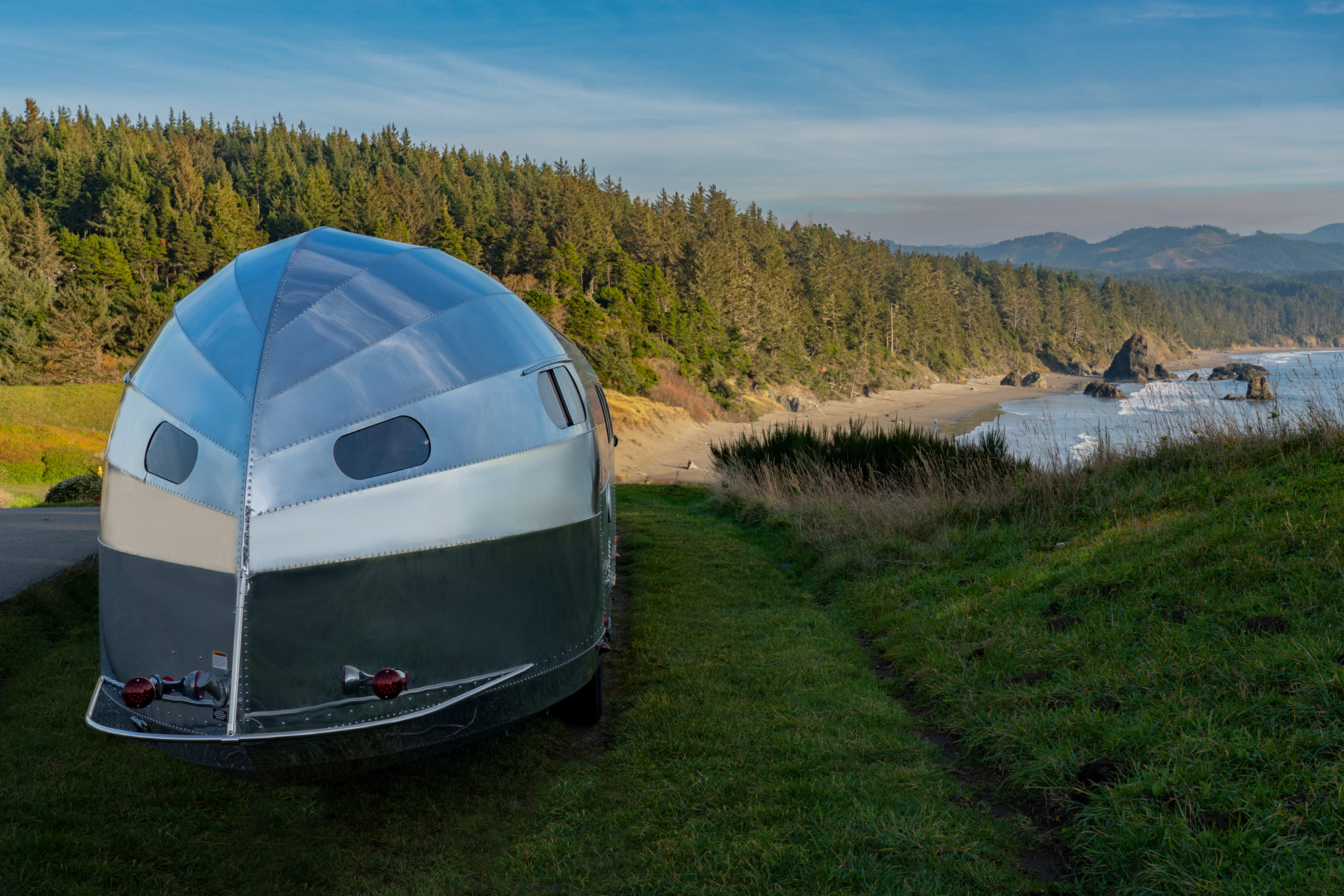 Go Winter RV Camping Like A Pro In Your Bowlus