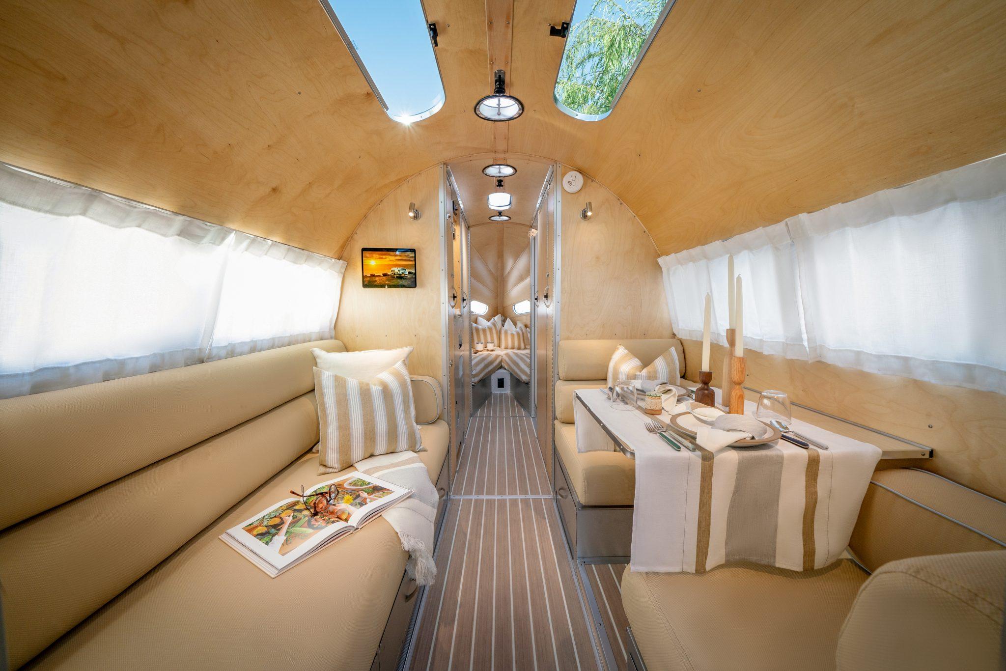 Terra Firma: The Best RV Interior