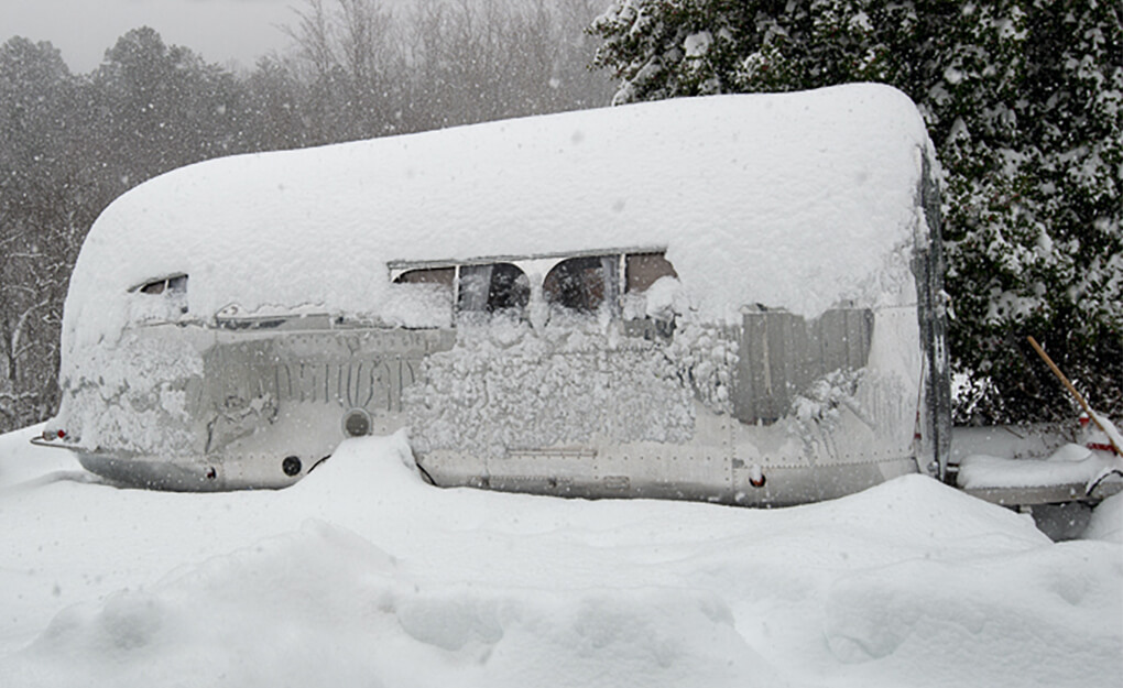 A Guide to Winterizing Your RV
