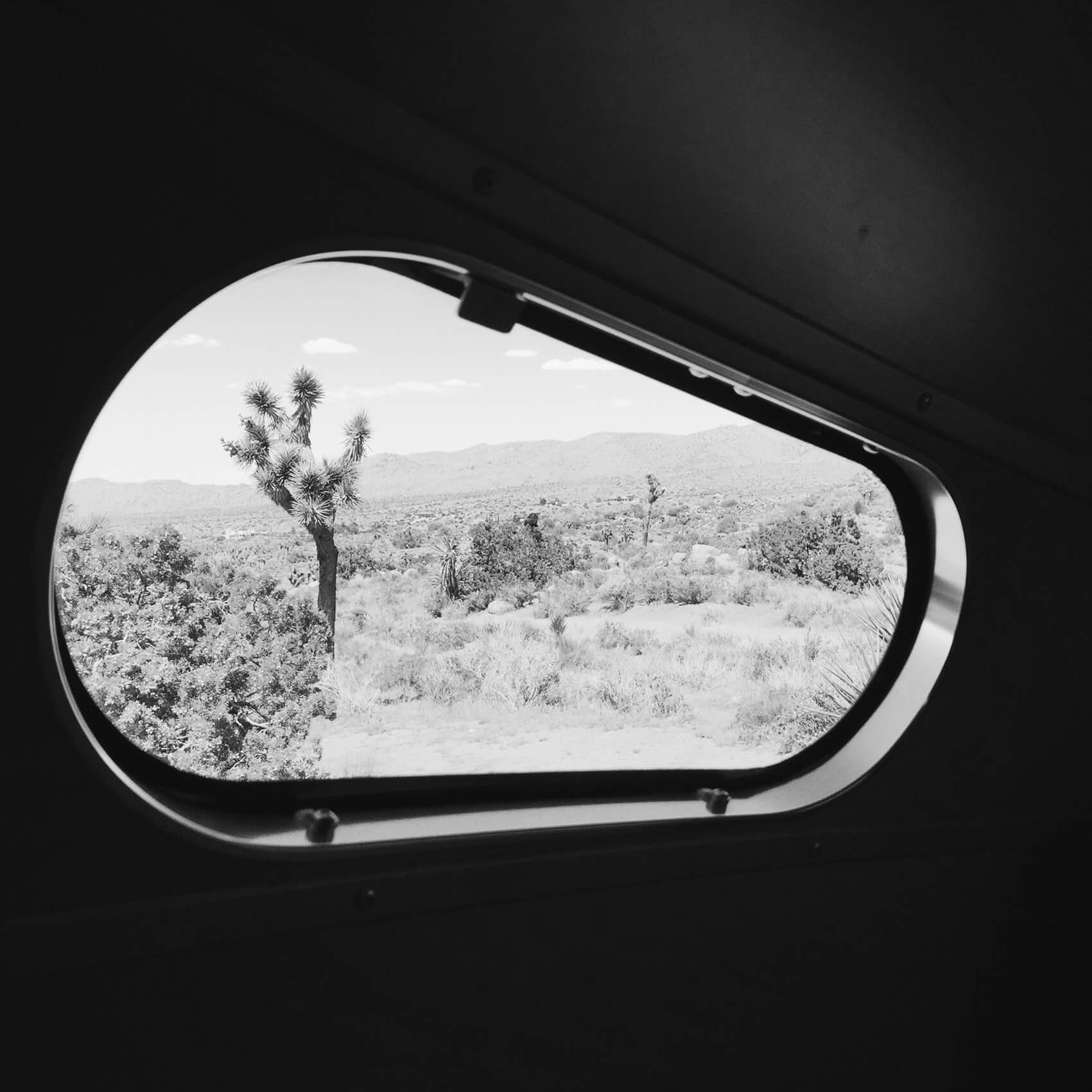 One Day Off Grid in Joshua Tree