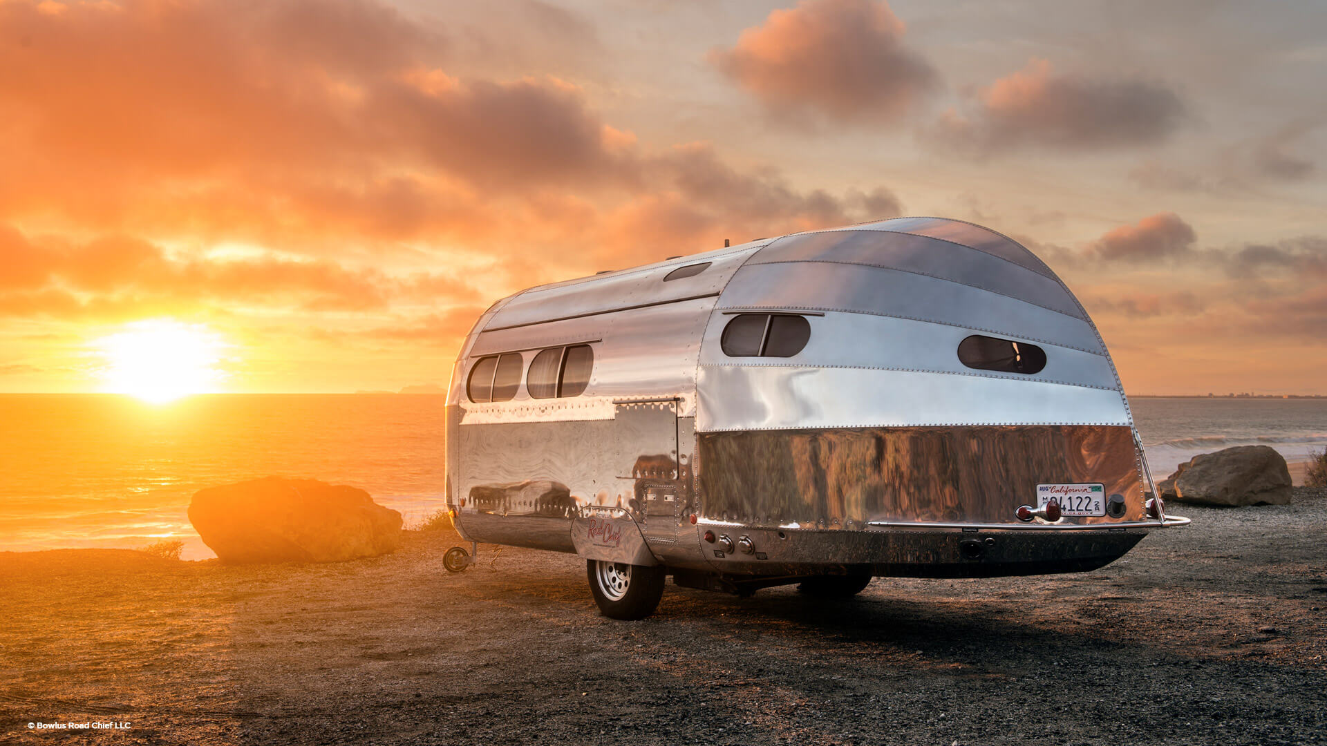 Bowlus Road Chief The Ultimate Travel Trailer