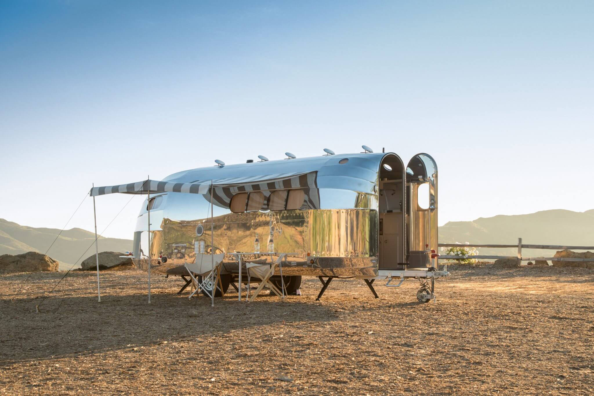 How Can I Compare Travel Trailer or Motorhome Brands to Bowlus Road Chief?